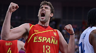 13. Marc GASOL (Spain)